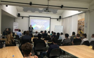 Comtrade Digital Services Hosted Business Hackathon in Berlin
