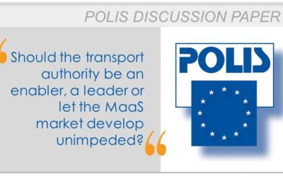 Guest Blog: MaaS Alliance Welcomes POLIS MaaS Discussion Paper