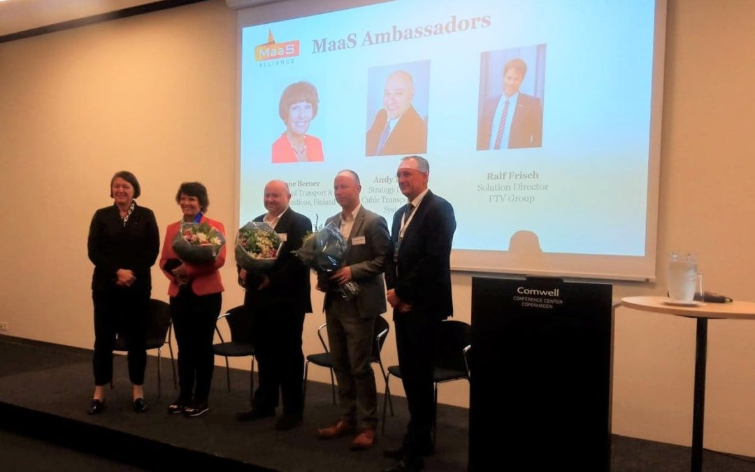 MaaS Alliance Appoints its MaaS Ambassadors