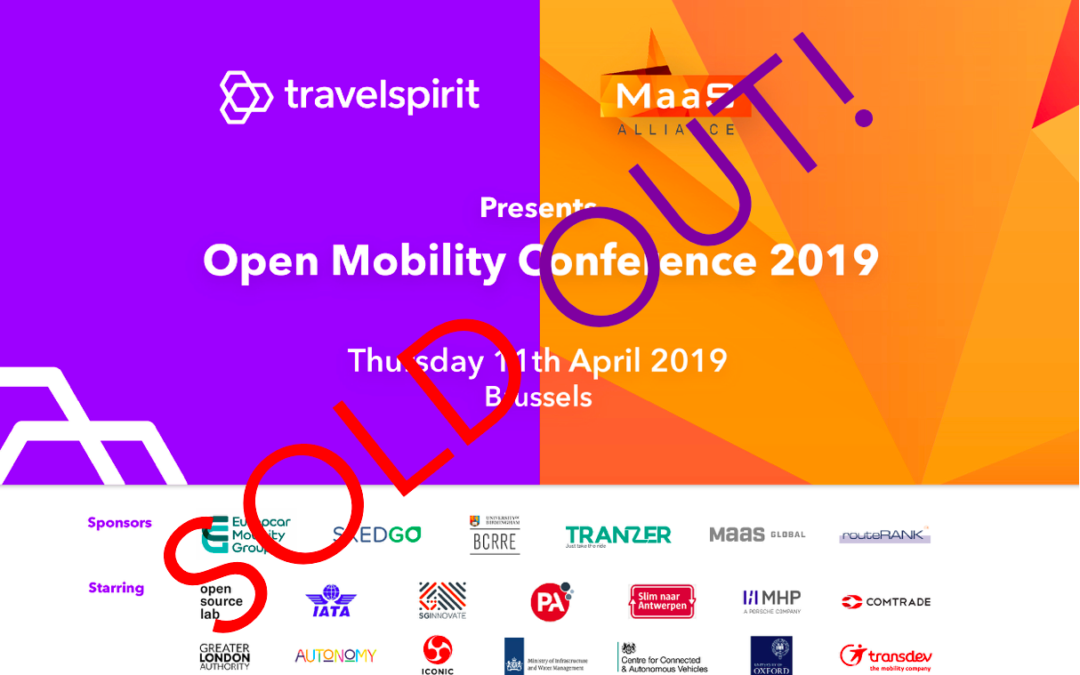 Report from the MaaS Alliance & TravelSpirit Open Mobility Conference