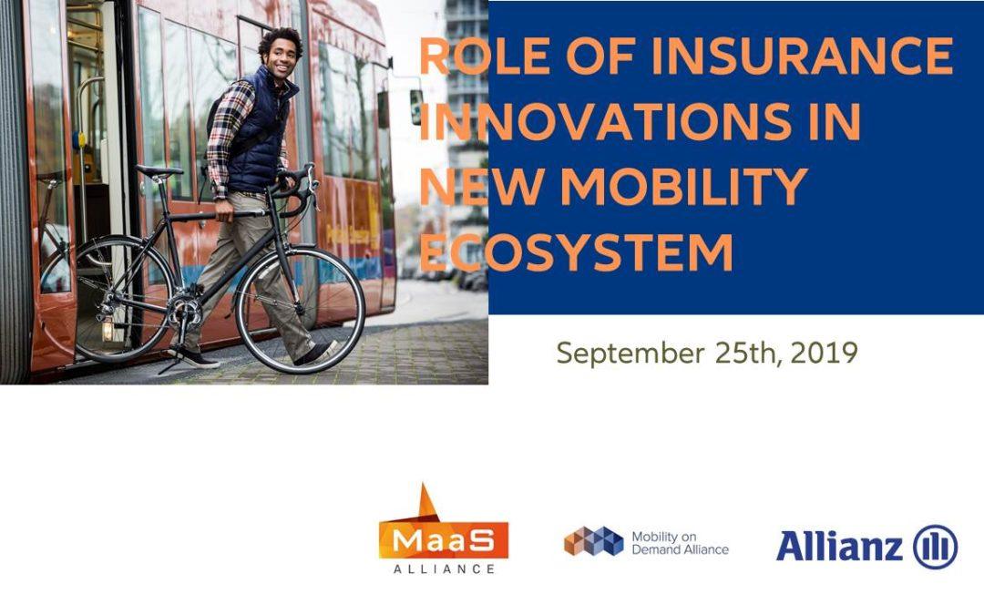 Key takes on the MaaS/MOD International Market Workshop