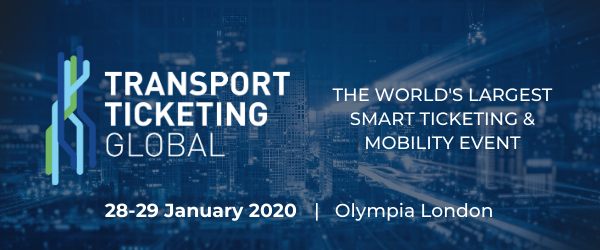 Join over 1000 transport professionals at Transport Ticketing Global