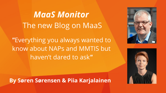 MaaS Monitor: Everything you always wanted to know about NAPs and MMTIS but haven't dared to ask