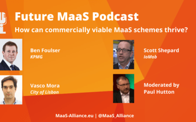 MaaS Alliance podcast discusses future of MaaS and how Coronavirus effect on mobility