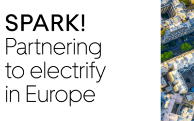 Uber releases SPARK! Report on electrification in Europe