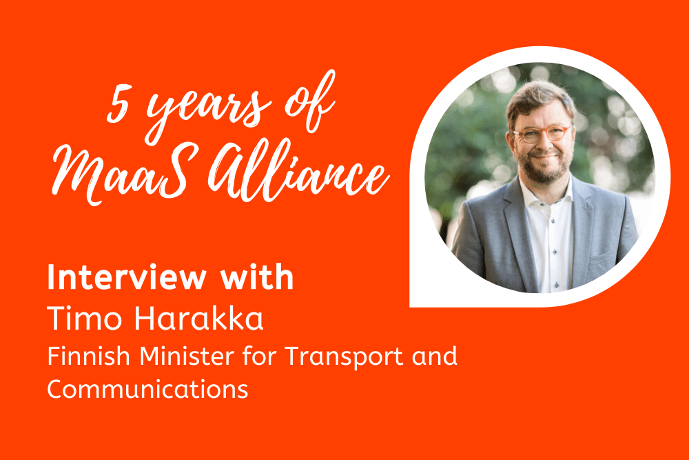 5 Years of MaaS Alliance – Looking back and forward