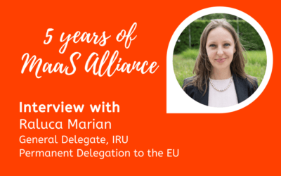 5 Years of MaaS Alliance – Opportunities for businesses