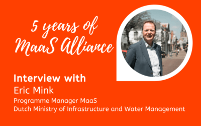 5 Years of MaaS Alliance – Digitisation, standardisation and trust are key for MaaS