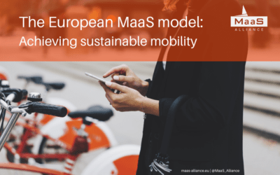 Achieving Sustainable Mobility with MaaS