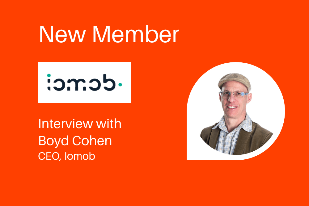 Meet MaaS Alliance's newest member: Iomob