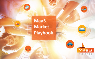 MaaS Alliance Playbook addresses trust building in the MaaS market